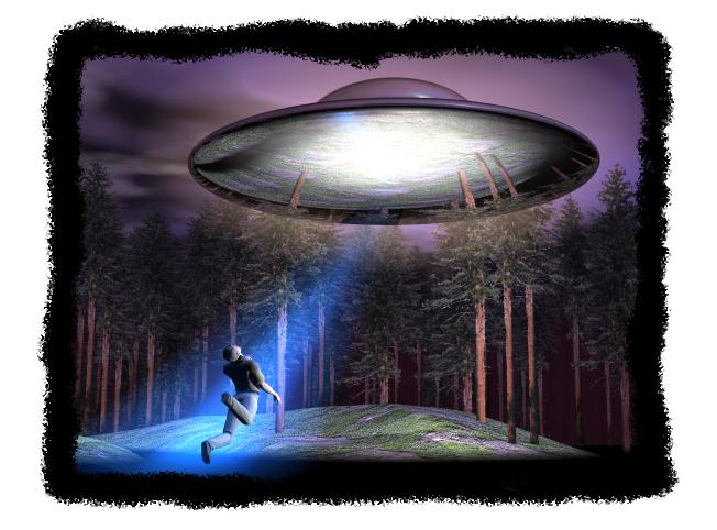 UFO Abduction