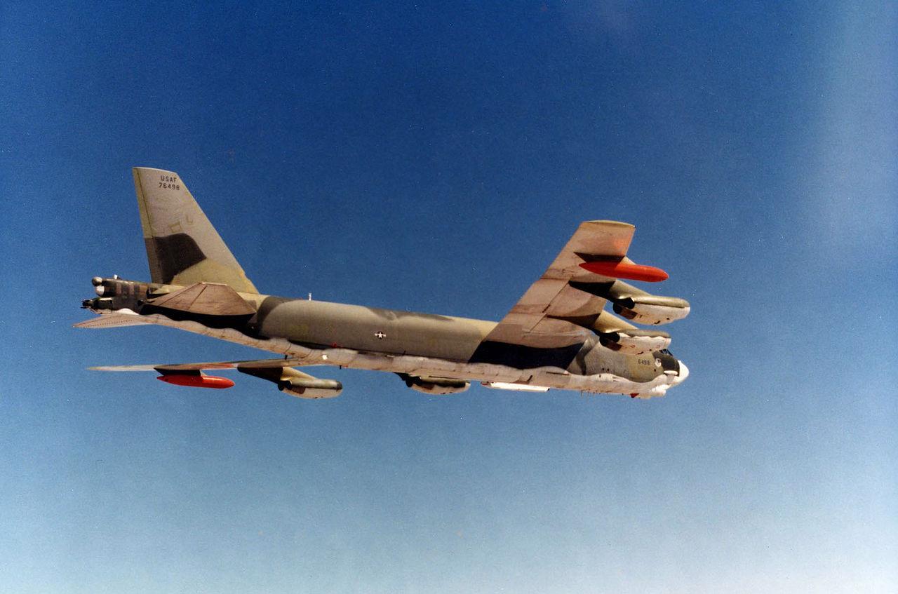 B-52 Inflight #2
