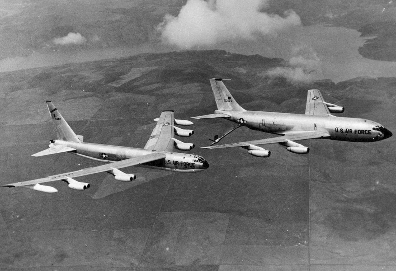 B-52 Refueling